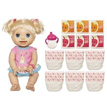 Baby Alive Whoopsie Doo Doll Caucasian By Hasbro 75 99