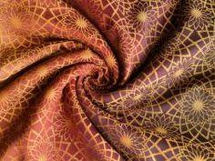Hanabira Golden Russet Ring Sling by Oscha Slings