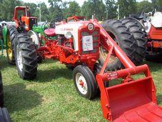 Ec F Fb A D C D E Ford Tractors Agriculture