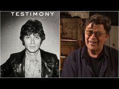 """In """"Testimony,"""" Robbie Robertson talks about his relationships with Bob Dylan, Leonard Cohen and Levon Helm. Robbie Robertson, Friends Youtube, Dec 2016, Leonard Cohen, Music People, Cat Quotes, Blues Rock, Bob Dylan, Memoirs"""