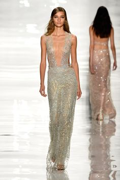 Pin for Later: Could Next Spring Be Any Sexier? Reem Acra Spring 2015