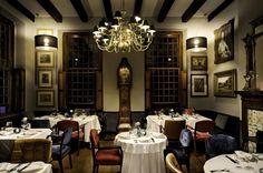 5 Rooms Restaurant  - Alphen Hotel, Constantia, Cape Town