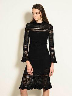 マーメイドクロシェスカート(ロングスカート)|snidel(スナイデル)|ファッション通販|ウサギオンライン公式通販サイト
