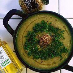 Mustard soup of cabbage/キャベツのマスタード・スープ
