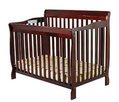 The Dream on Me Convertible Crib is a classy looking crib that would go well in any nursery. Plus it is convertible: meaning it converts to a day bed and a twin size bed as you child grows. Dream On Me 4 In 1 Portable Convertible Crib, Espresso Baby Crib Sets, Baby Cribs, Baby Beds, Nursery Furniture, Nursery Bedding, Twin Size Bed Frame, Full Size Mattress, Go To Walmart, Portable Crib