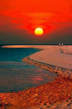 Camiguin Island - The Island Born of Fire off the coast of the Phillipines sunrise, sunset, beach, sand, ocean Beautiful Sunset, Beautiful World, Beautiful Places, Beautiful Pictures, Nature Pictures, All Nature, Amazing Nature, Nature Beach, Amazing Sunsets