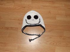 Jack Skellington Crochet Hat by WinteryGear on Etsy, $15.00