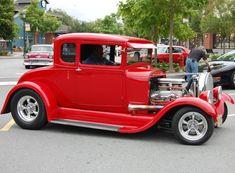 Hot Rods, Antique Cars, Vintage Cars