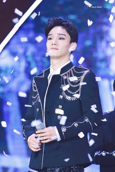 EXO Chen | 170114 - 31st Golden Disk Awards. Chennie Chen Chen