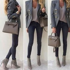 Sleek Pants With Loose Top And Coat #Springfashion #Springoutfits #Springstyle #... - Fashion Week - #Coat #Fashion #loose #Pants #sleek #springfashion #springoutfits #springstyle #Top #week Spring Work Outfits, Casual Work Outfits, Business Casual Outfits, Professional Outfits, Work Attire, Mode Outfits, Work Casual, Classy Outfits, Chic Outfits
