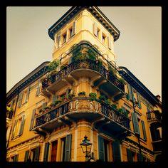 Borgo Fornovo/Via Massimo D'Azeglio. PARMA,ITALIA. Photo by Cynara