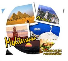 A website about tourism & culture, places to see in the Mediterranean Latin Words, Atlantic Ocean, Places To See, Tourism, Africa, Middle, Europe, Earth, Sea