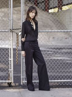 See the complete Nili Lotan Spring 2016 Ready-to-Wear collection.