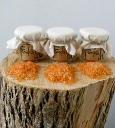 Sriracha Infused Salts – Set of 3 by Frankie & Coco Kitchenette on Scoutmob Shoppe
