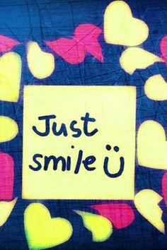 Just smile life quotes quotes quote smile life inspirational motivational life lessons