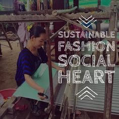Sustainable Fashion  Social Heart. That's what we're all about - People over Profit  ... #socent #socialenterprise #sustainablefashion #ethicalfashion #fairtrade #ethicallymade #artisan #fashrev #fashionrevolution #whomademyclothes #imadeyourclothes #ethical #ethicalliving #ethicalbuying #ethicallysourced #fashion #loveclothes #smallbusiness #fairtradefashion #littlelotustribe