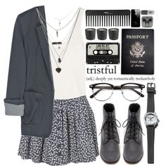 """but you can't break a broken heart."" by skinx on Polyvore"