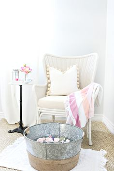 When we discovered that our Sheridan Wing Chair was back in stock, we immediately thought of…