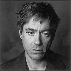 Robert Downey Jr / by Mary Ellen Mark / from Fur