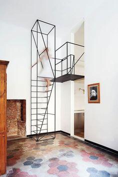 22個一點都不樓梯的樓梯。有型到讓你爬樓梯再也不喊 累!