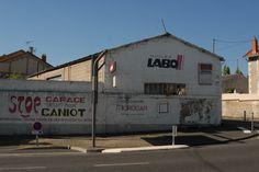 Ancien garage renault celles sur belle 79 les for Garage renault boulogne pont de sevres