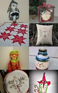 BICOFG Deliver My List To Santa by Karen Blevins on Etsy--Pinned with TreasuryPin.com