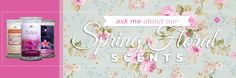 Spring has sprung! www.jewelryincandles.com/store/catercandles