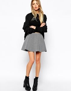 I am loving structured skirts at the moment. Brilliant layered with chunky knits and tights for winter. http://asos.to/1uRLDPc