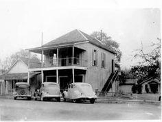 Original HEB Grocery Store, Main Street, Kerrville