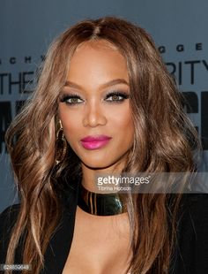 News Photo : Tyra Banks attends the Q&A for NBC's 'The New...