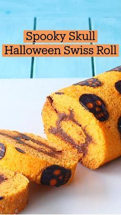 Hallowen Food, Halloween Desserts, Halloween Cakes, Halloween Treats, Orange Recipes, Sweet Recipes, Baking Recipes, Dessert Recipes, Delicious Desserts