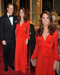 Kate Middleton's best evening gowns - Page 12 of 14 - Fashion Style Mag