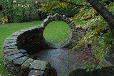 Meditation Garden Backyard