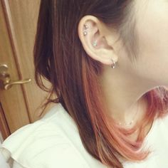 この画像は「インナーカラーならいつものヘアアレンジも10倍可愛い♡個性的な髪色を楽しもう!」のまとめの12枚目の画像です。