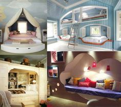 Cool rooms for kiddos