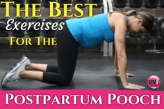 3 #pregnancy exercises that help so that you don't get the POOCH postpartum. Great #nutrition tips also.  http://michellemariefit.publishpath.com/what-exercises-prevent-the-postpartum-pooch