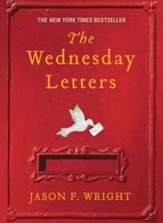 The Wednesday Letters - One letter on their wedding night...from the groom, promising to write his bride every Wednesday as long as they both shall live. Years later their children stumble upon thousands of letters through from which a shocking, secretive, romantic and poignant tale is told. New York Times Bestseller.