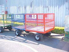 Veículo elétrico para recolhimento de resíduos recicláveis/coleta seletiva. Trucks, Vehicles, Golf Cart Batteries, Airports, Rolling Stock, Truck, Vehicle, Cars