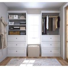 20 Ideas walk in closet organization organizing drawers for 2019 Bedroom Closet Design, Master Bedroom Closet, Closet Designs, Master Suite, Closet Rod, Closet Storage, Closet Organization, Drawers In Closet, Organizing Drawers