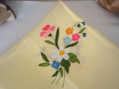 Vintage Linen Tablecloth  Home Decor Linen by JewelsOfHighElegance, $10.00