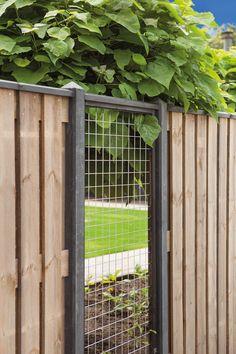 Garden Yard Ideas, Garden Spaces, Garden Projects, Diy Patio, Backyard Patio, Back Gardens, Outdoor Gardens, Gate Designs Modern, Esstisch Design
