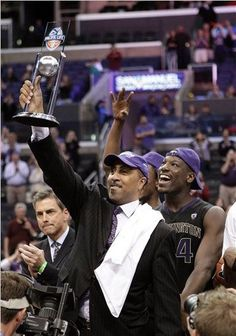 2011 Pac-10 Tournament Champs