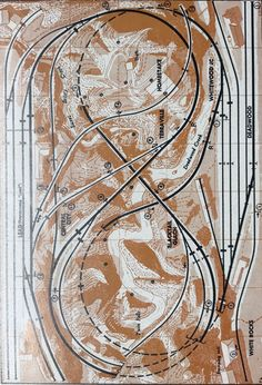 N Scale Model Trains, Scale Models, Lionel Trains Layout, Ho Train Layouts, Model Railway Track Plans, Train Table, Ho Trains, Classic Toys, Diorama