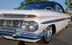 Car Feature: 1959 Self Made Chevy Impala | RodAuthority