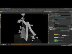 (10) Houdini Procedural Destruction Workflow Tutorial - YouTube