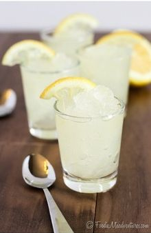 vodka lemonade slush