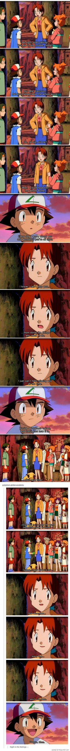 Pokemon Feels