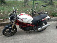 Ducati Monster 400 Jeremychaurides.blogspot.sg