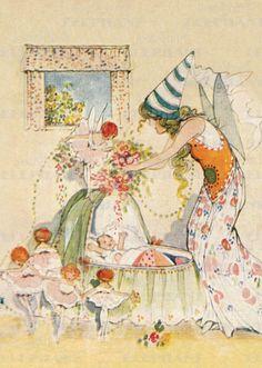 Illustrator: Hilda Cowham