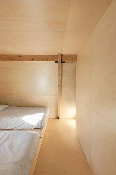 Jean Verville architecte Renovates a Canadian A-frame House - Design Milk
